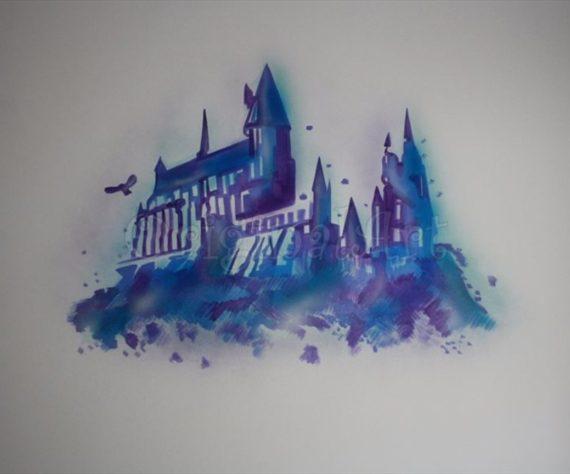 Pictura castel Harry Potter1