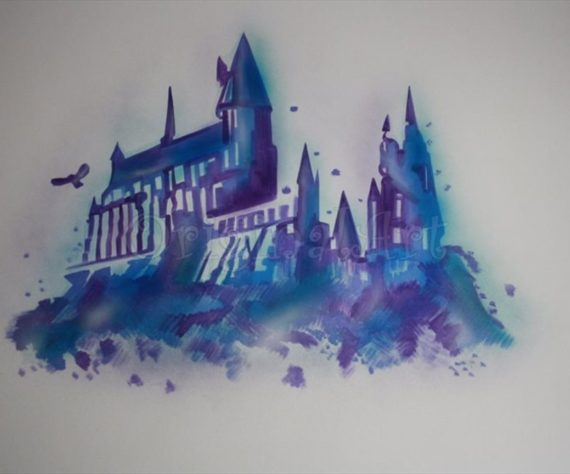 Pictura castel Harry Potter3