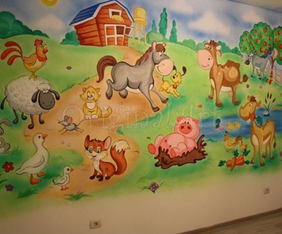 pictura cu animalute1