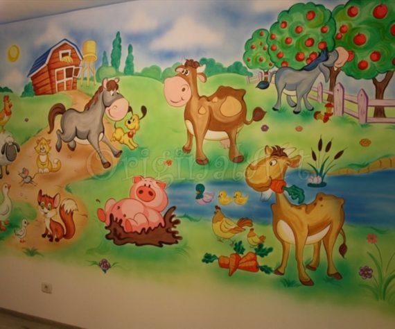 pictura cu animalute2