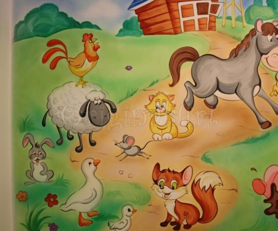 pictura cu animalute4