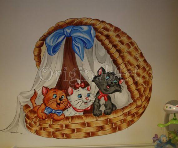 pictura pisici aristocrate3
