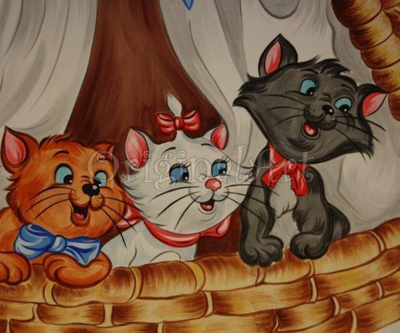 pictura pisici aristocrate4