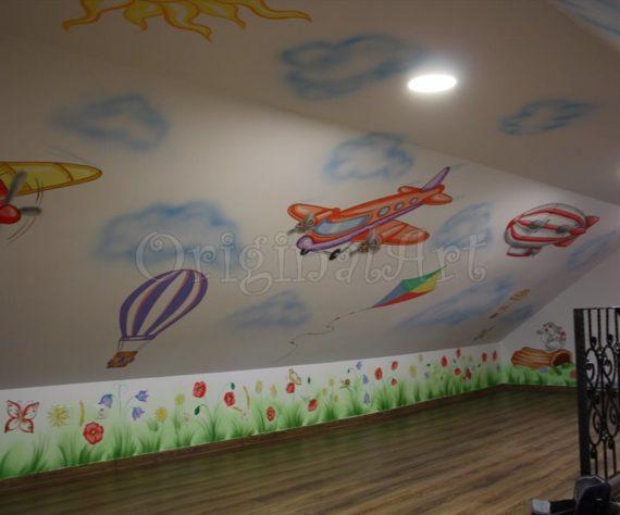 pictura spatii de joaca cu avioane45